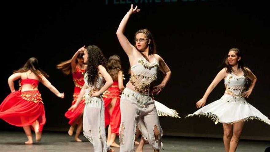 Siero acogerá este viernes la VIII Gala de danza de la Pola