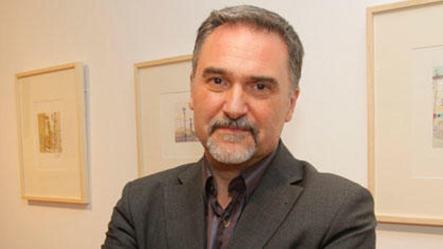 """Miguelanxo Prado: """"Coa ópera bufa saio do meu espazo habitual e iso é moi enriquecedor"""""""