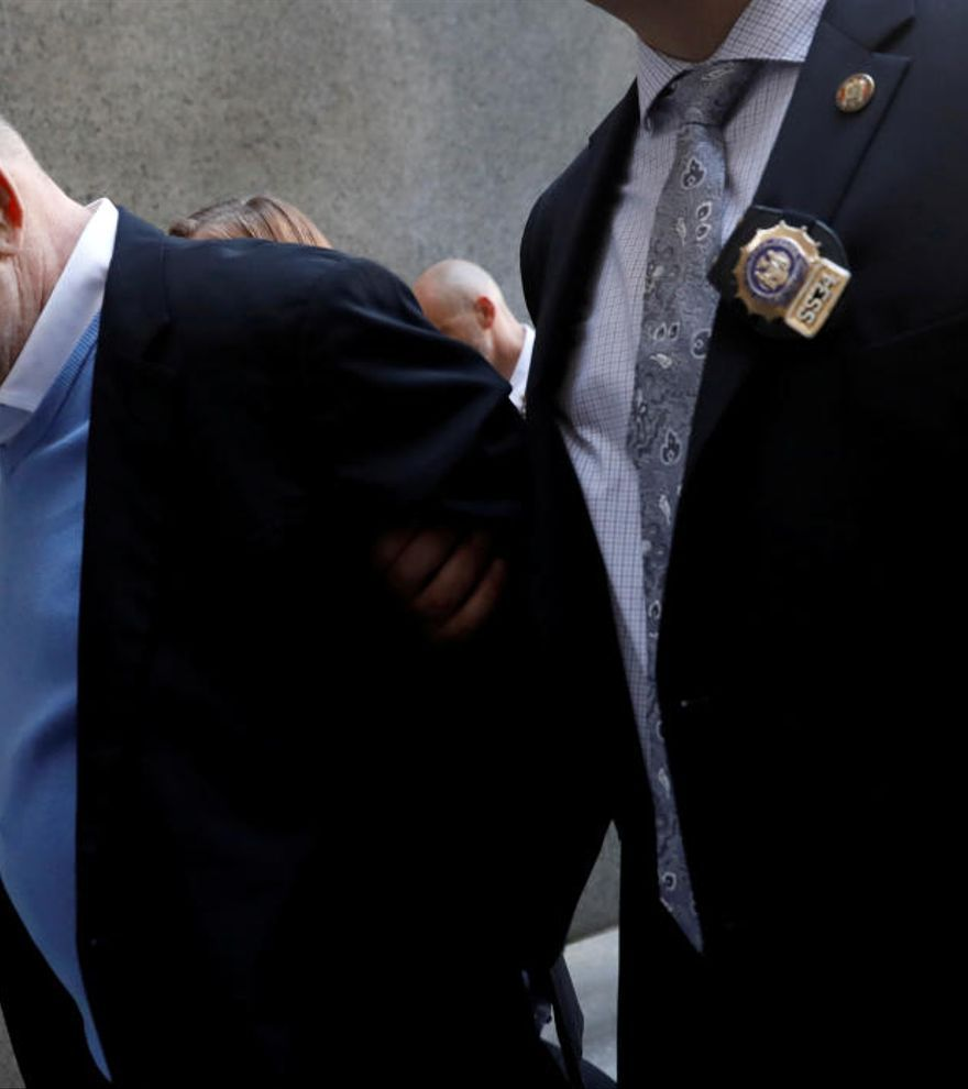 Una jueza aprueba la bancarrota de Weinstein y un plan de 14 millones de euros a sus víctimas