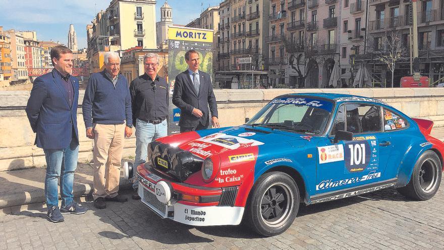 Suspendido el rallye Costa Brava que se disputaba este fin de semana