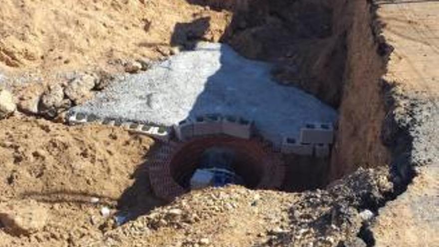 La CHS finaliza los trabajos de reparación de la impulsión de la rambla del Albujón