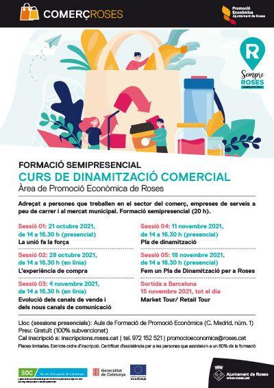 Programa del Curs de Dinamització Comercial