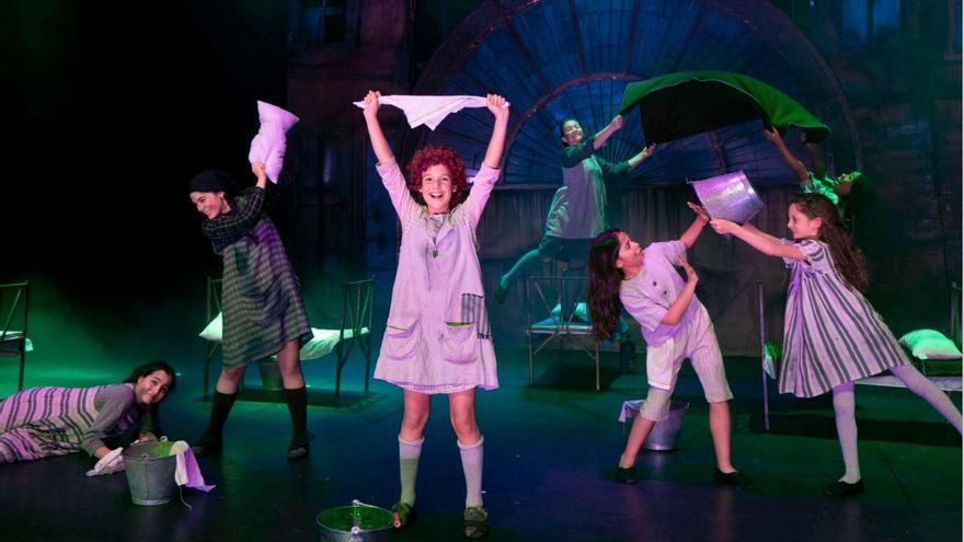 """Annie El Musical"" llega a Alicante este fin de semana"