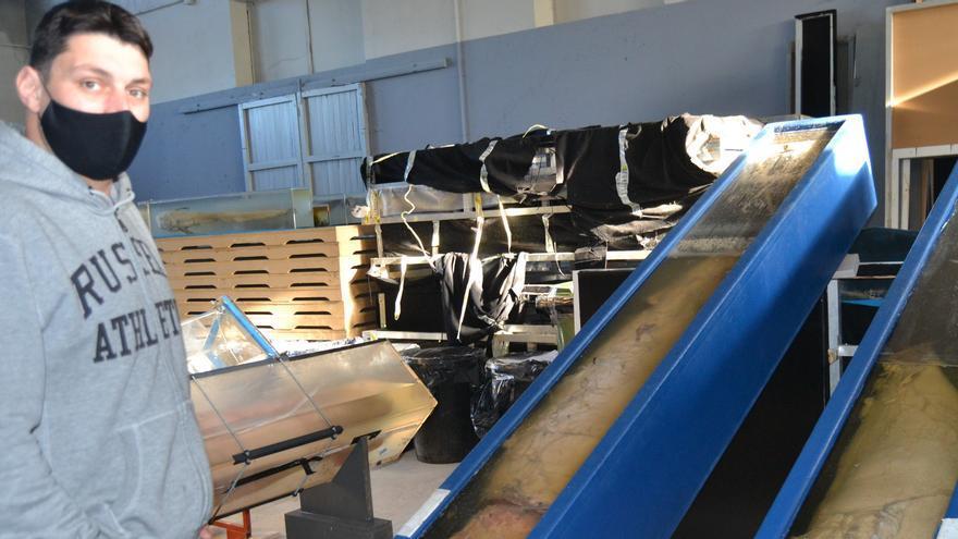 """El Museo del Calamar Gigante reforzará la experiencia """"sensorial"""" del visitante"""