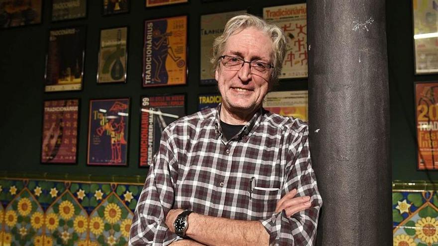 Mor el sallentí Jordi Fàbregas, referent de la recuperació de la música popular