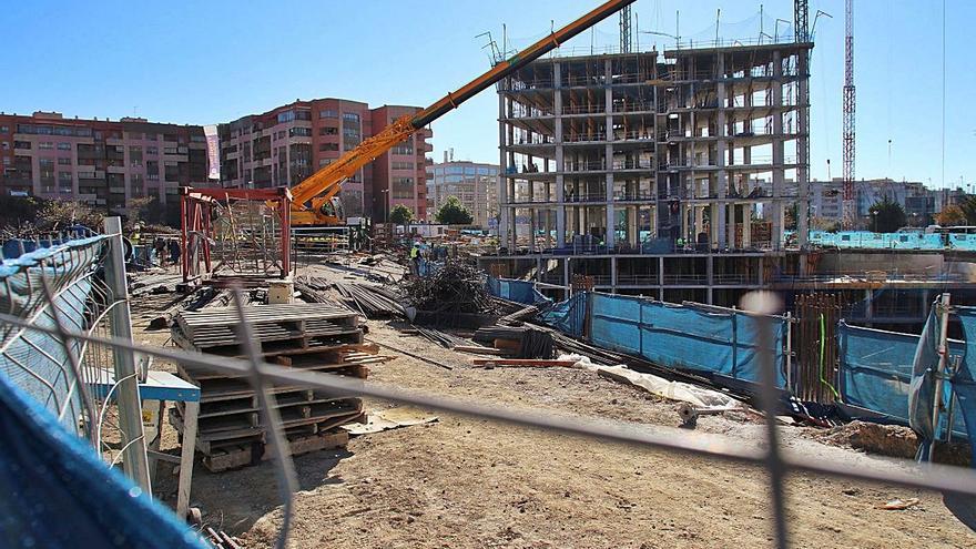 La pandemia minimiza las subidas de precio de la vivienda nueva en Málaga