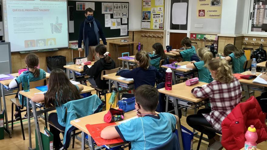 Cómo trabajan los futuros maestros la prevención del acoso escolar