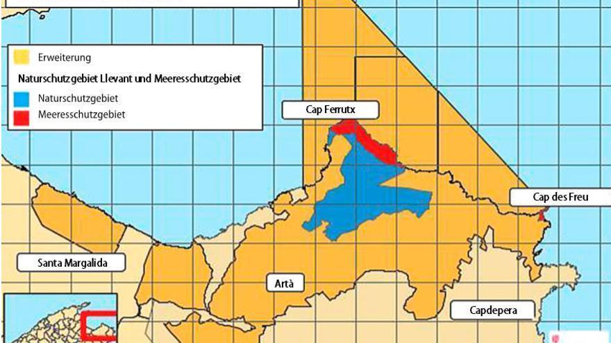 Mallorca will die Größe von Naturschutzgebiet verzehnfachen
