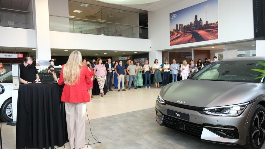 Caetano Móvil Sur presenta el nuevo y revolucionario crossover 100% eléctrico: KIA EV6