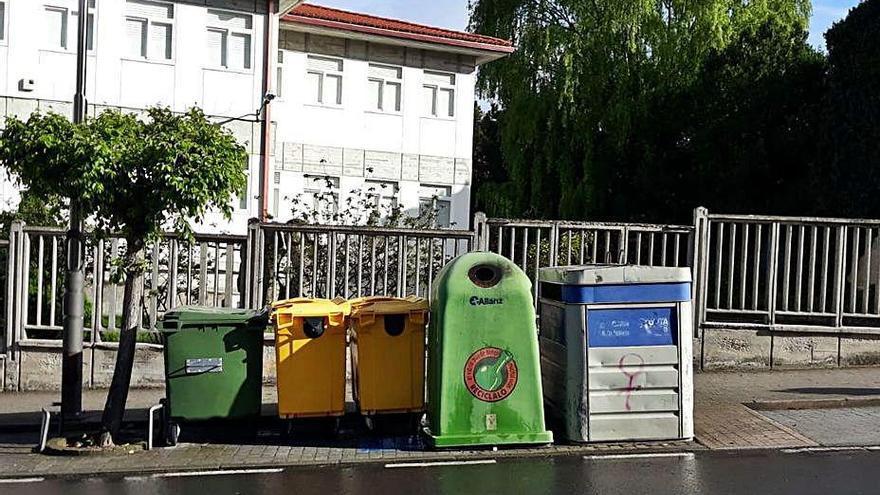 Allariz recicla más kilos de vidrio que en 2019 pese a la pandemia