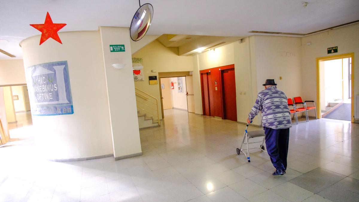 Todos los geriátricos deben tener planes de contingencia.