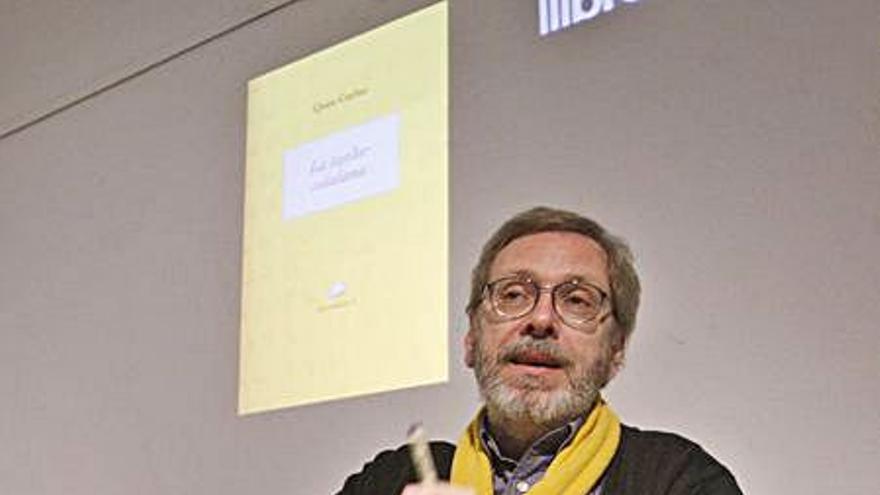 L'editor Quim Curbet posa punt i final a Curbet Edicions després de vuitanta anys