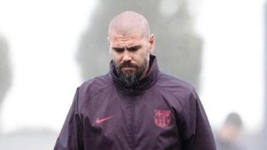 Valdés, destituido como técnico del Juvenil A del Barça