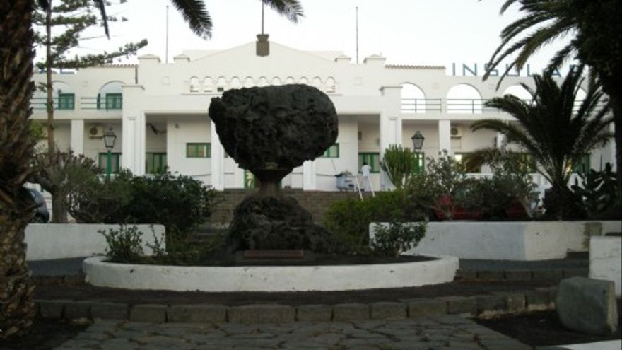 Detectan un brote de coronavirus en el Hospital Insular de Lanzarote