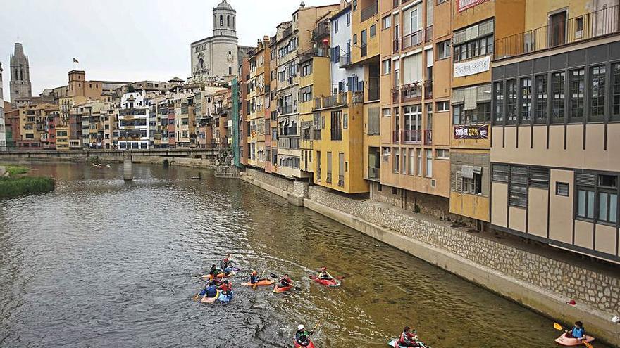 Segona diada de les Jornades de l'Esport femení a Girona