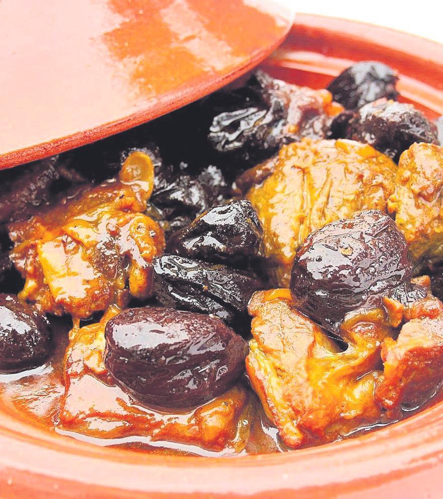 RECEPTA   Xai amb prunes
