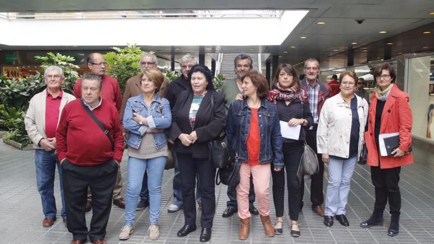 IU exige a la Junta que arregle las comunidades de alquiler del Guadalquivir