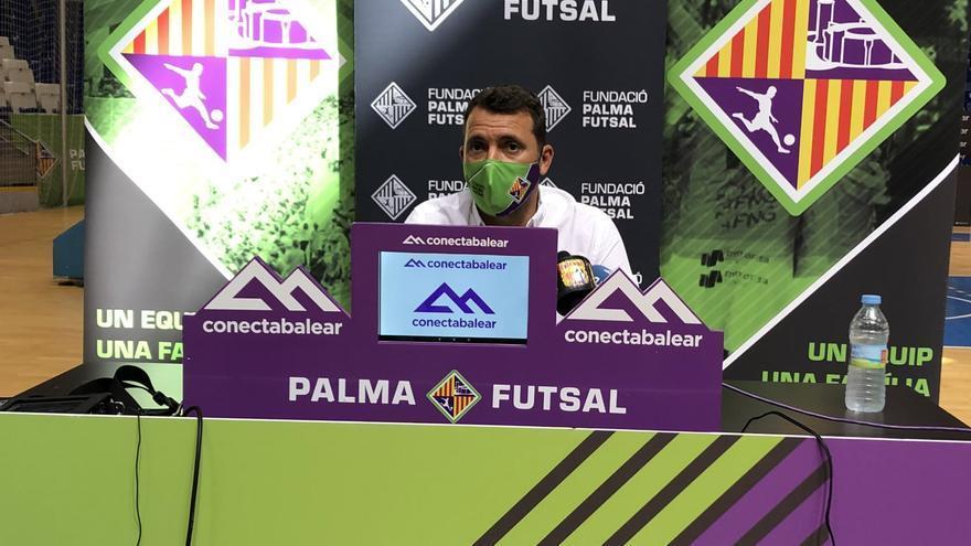 """El Palma Futsal apuesta por la cantera tras cumplir """"un fin de ciclo"""""""