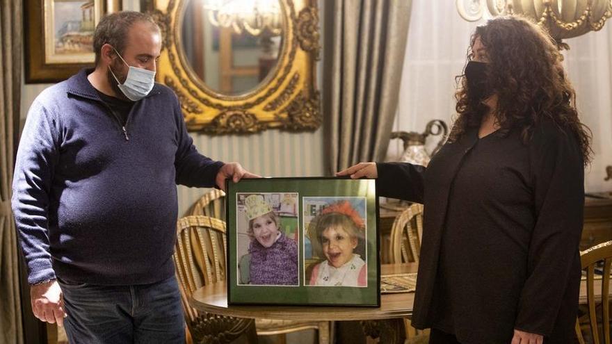 «La meva filla ha mort de covid amb 12 anys. No és una grip, és molt real»