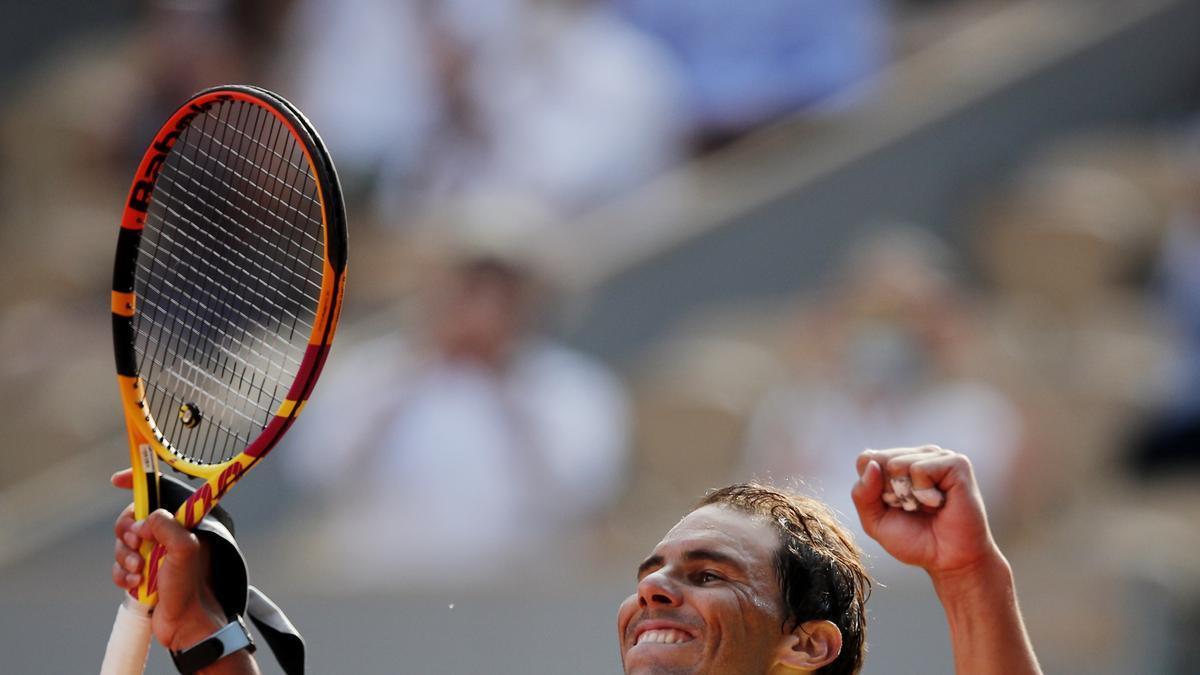 Roland Garros: Rafael Nadal - Diego Schwartzman