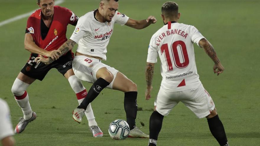 El Mallorca vuelve a pagar su inocencia