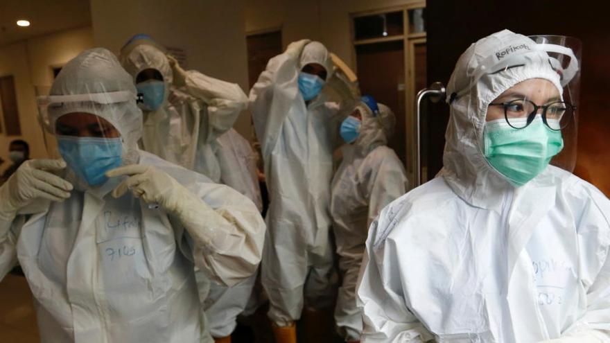 La pandemia de Covid-19 roza los 100 millones de contagios en el mundo