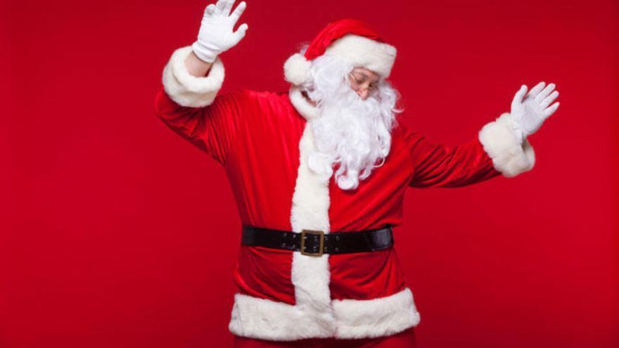 Cómo se puede hacer un disfraz de Papá Noel
