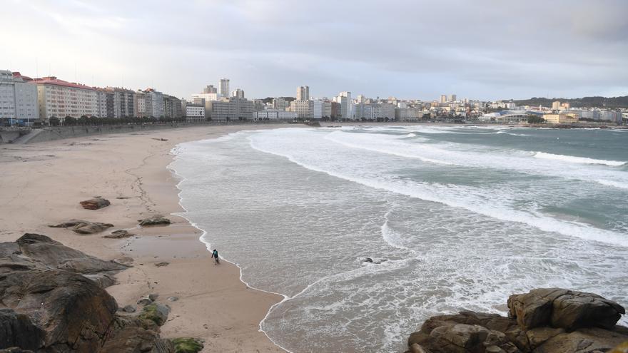 Galicia notará este jueves la entrada de una masa de aire frío