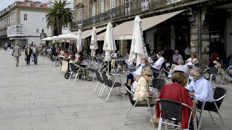 La hostelería registra una ocupación de más del 85% en Galicia durante el puente