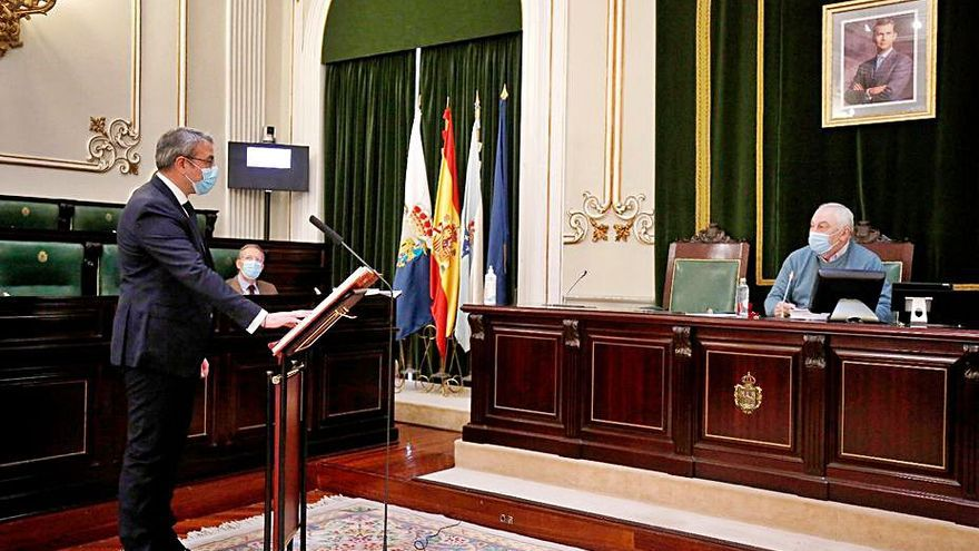 La Diputación eleva a 250.000 euros las ayudas a las cooperativas agroganaderas