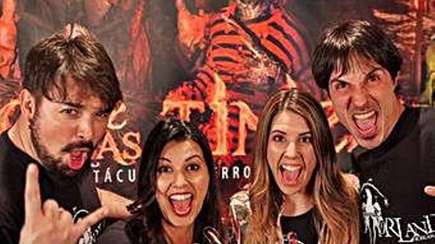 Horrorland rep el premi a millor esdeveniment de terror de l'any 2019
