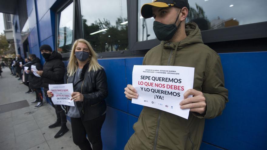 """Las empresas gallegas reciben un aluvión de inspecciones por los ERTE: """"Irán a más"""""""