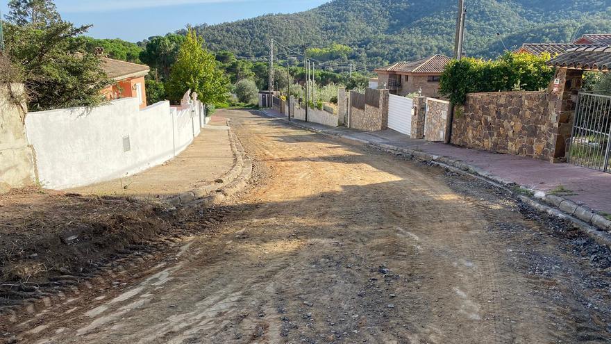 Comencen les obres d'urbanització de Mas Pere, a Calonge, amb una inversió de 8,7 milions d'euros