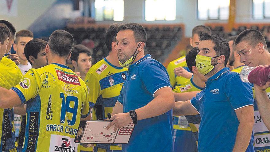 Una nueva época se abre en el Balonmano Zamora