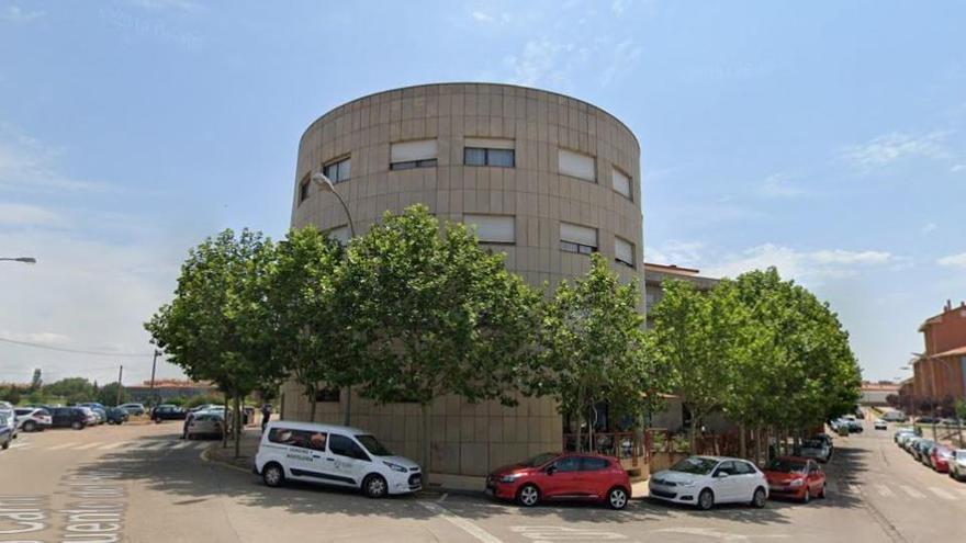 Un muerto y 11 heridos en el incendio en la planta Covid de una residencia de Soria