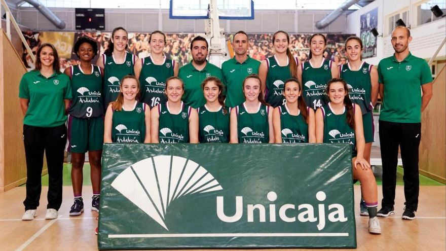 El Unicaja Andalucía Junior femenino jugará en Primera Nacional