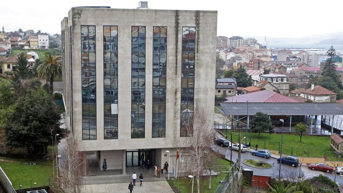 El juicio se celebrará en la sala de lo Penal 1 de Vigo.