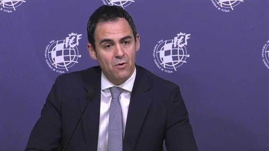 Velasco Carballo, responsable del VAR en la Eurocopa