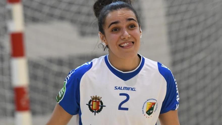 Elba Alvarez, mejor jugadora promesa de la Liga Iberdrola