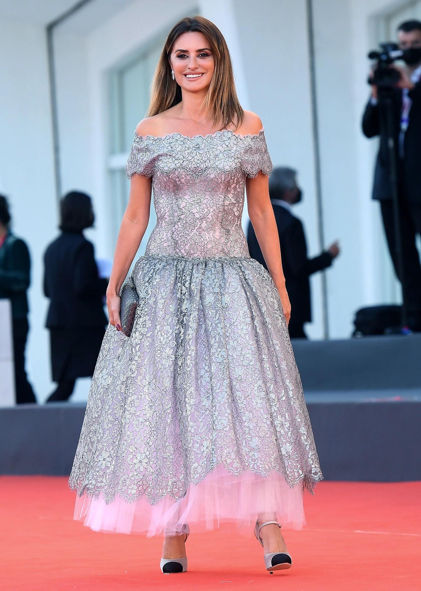 Penélope Cruz, mejor actriz en el Festival de Venecia
