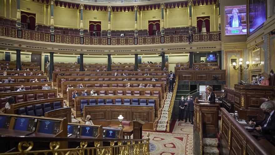 El PSOE impulsa una nueva prórroga de la ley mordaza dos días después de que Sánchez prometiera derogarla