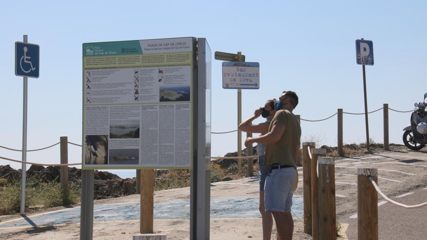 S'intensifica la vigilància marina del Parc de Cap de Creus per protegir els espais
