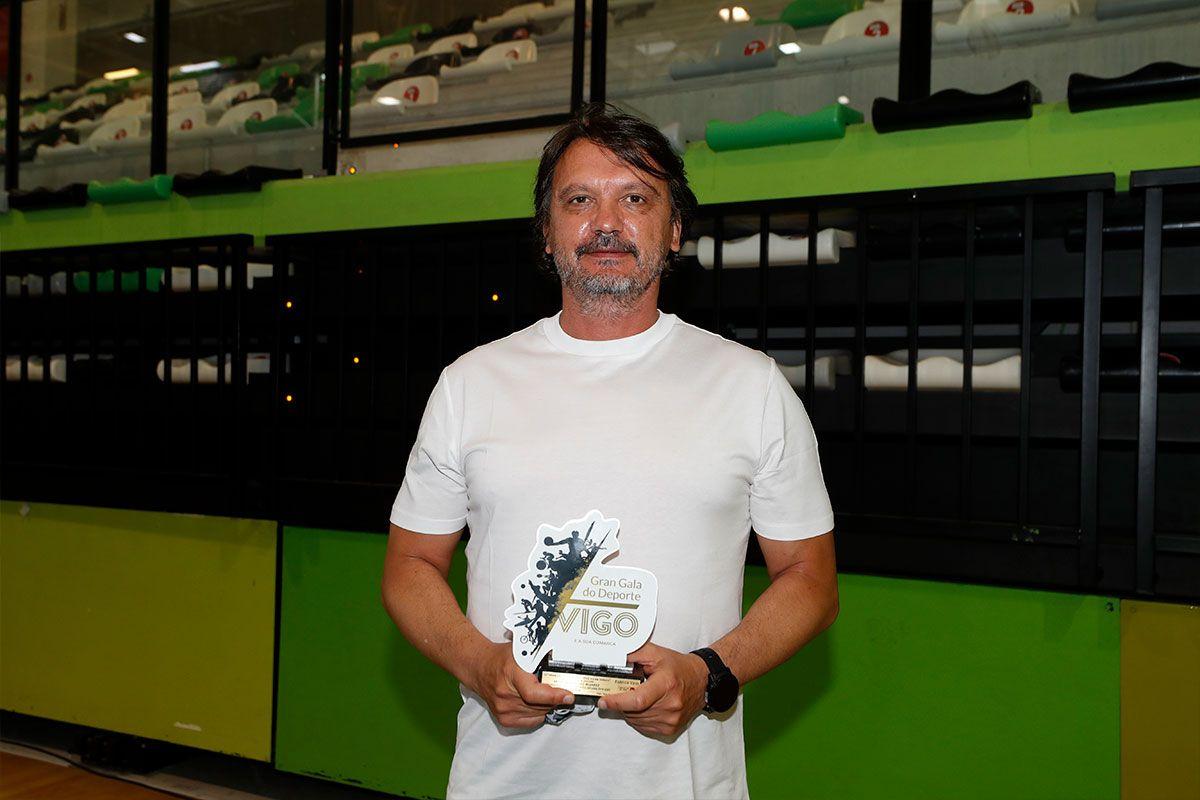 Nacho, padre de Pedro Rodríguez