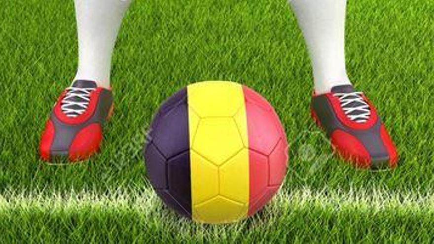 Bélgica suspende el fútbol no profesional
