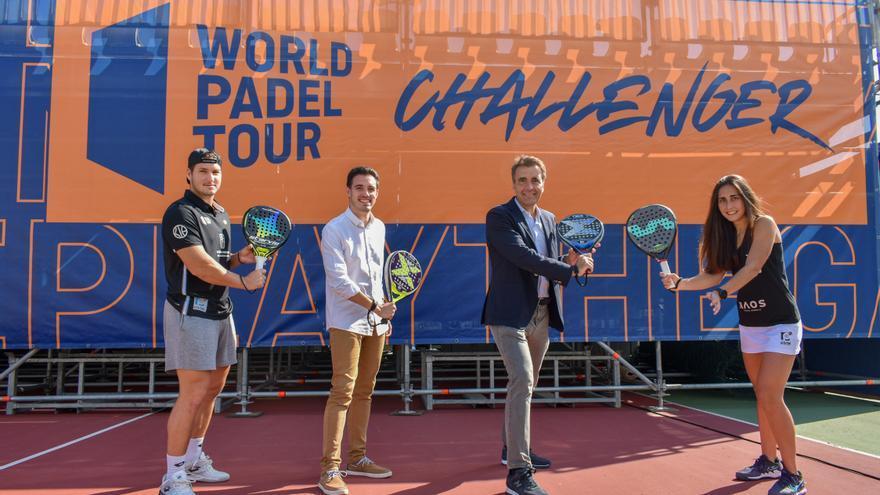 Alfafar acoge el último torneo Challenger de pádel de la temporada
