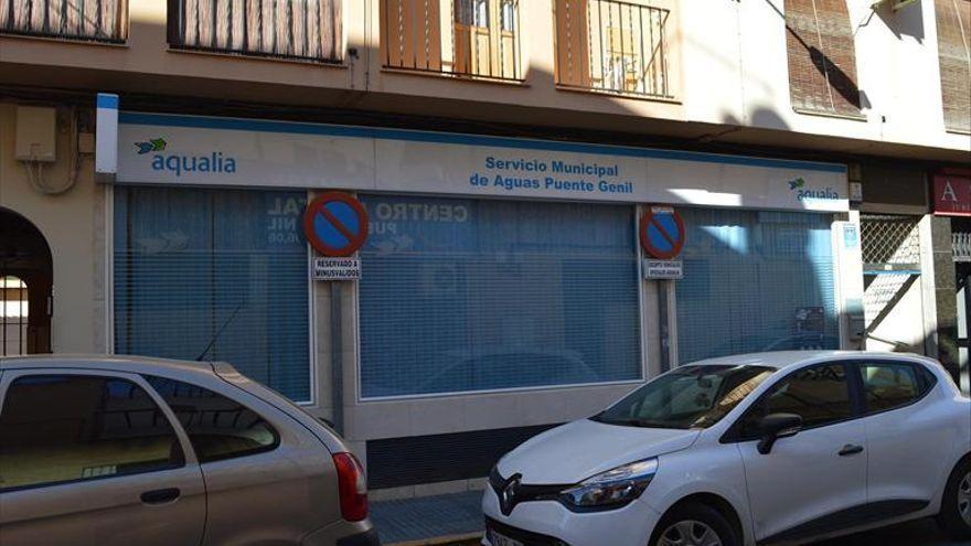Los servicios jurídicos del Ayuntamiento de Puente Genil avalan el fin del contrato con Aqualia