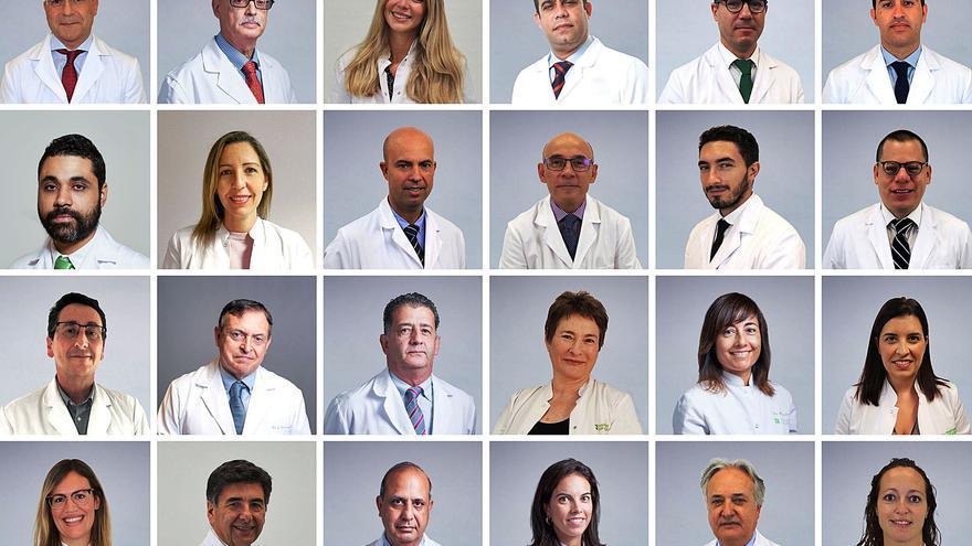 Centro Oncológico Integral Canario de Hospitales Universitarios San Roque
