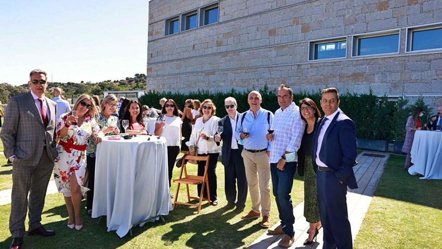 Los gestores administrativos de Castilla y León se reúnen en la provincia