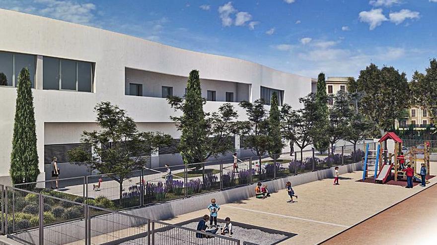 1,9 millones para ampliar el Simó Ballester de Manacor
