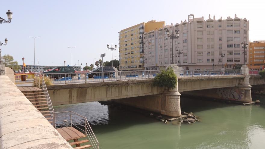 Comienzan las obras de rehabilitación del Puente del Carmen